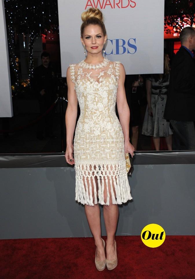Jennifer Morrison aurait dû se faire examiner par Dr House avant de s'habiller