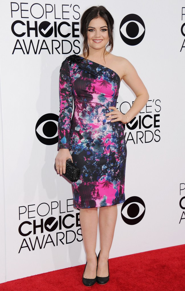 Lucy Hale : Découvrez le CV Fashion rock et girly d'une Pretty Little Liars !