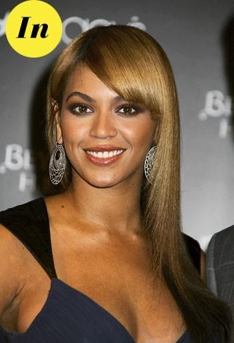 Maquillage tendance hiver 2011 : le smoky eye mordoré de Beyoncé