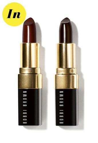 Maquillage tendance hiver 2011 : le rouge à lèvres cassis