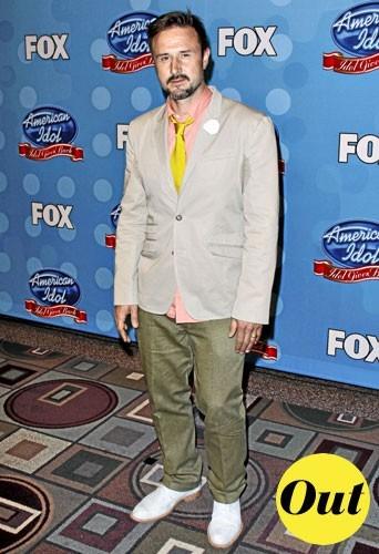 Mode homme 2011 : le costume dépareillé de David Arquette