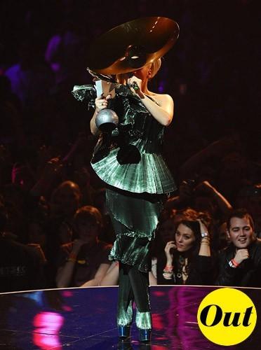 Mais où est cachée Lady Gaga ?
