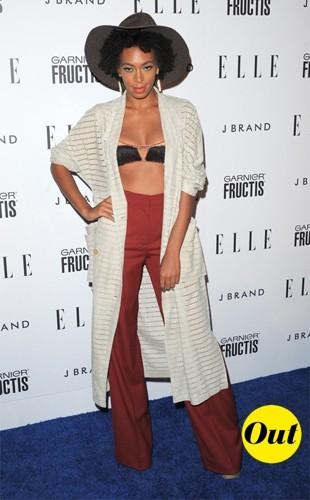 Solange Knowles : trop c'est trop !