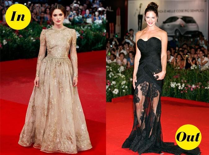 Mostra de Venise 2011 : les looks In & Out des stars !