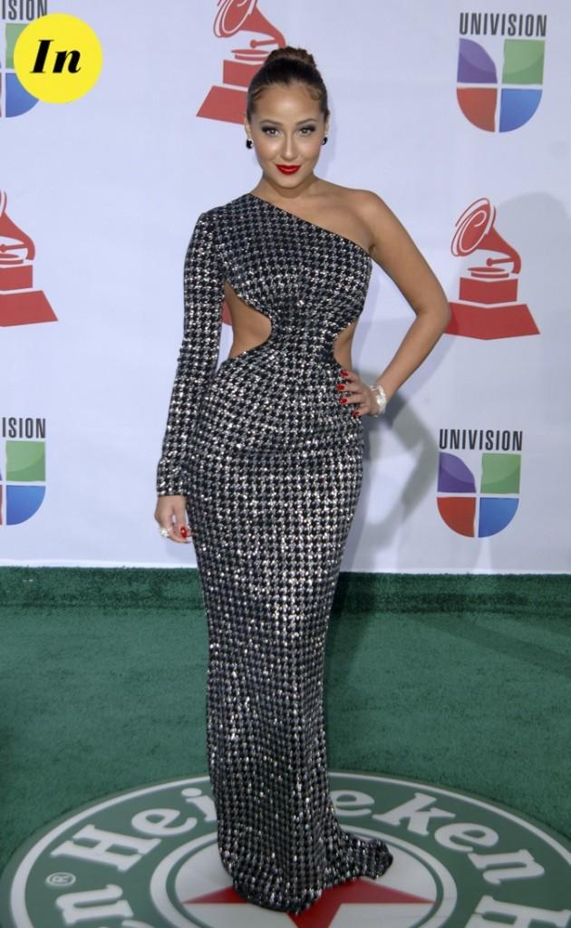 Quelqu'un aurait-il croisé la sirène des Latin Grammy Awards ?