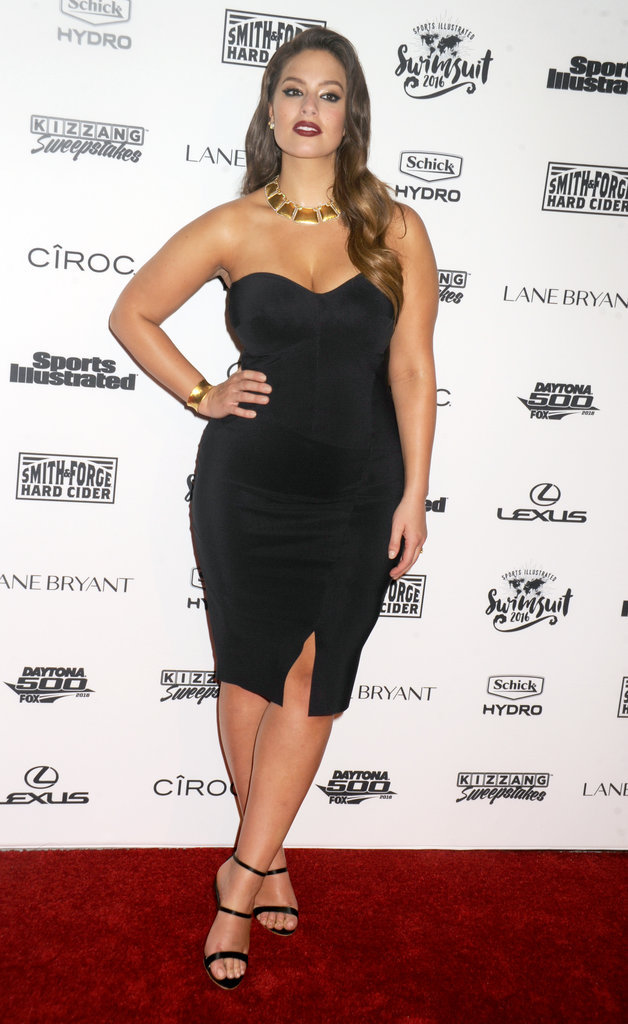 photos   ashley graham   d u00e9couvrez le cv fashion du