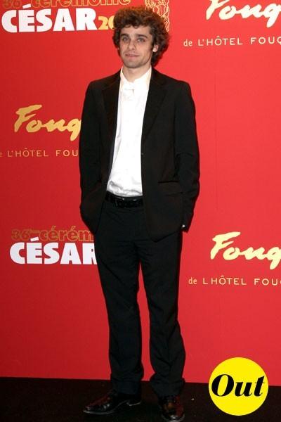 César 2011 : le costume d'Arthur Dupont