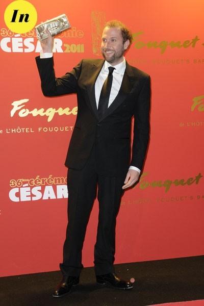 César 2011 : le costume de François Damiens