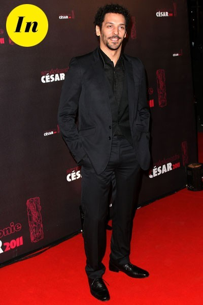 César 2011 : le costume de Tomer Sisley