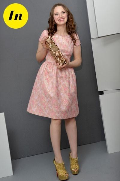 Photos : César 2011 : la robe Fendi de Sara Forestier