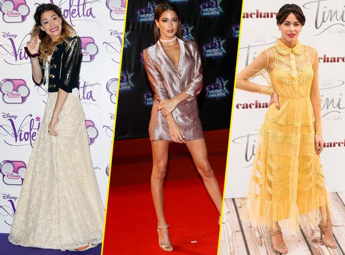 Photos : De Violetta à Tini, découvrez le CV Fashion de Martina Stoessel !