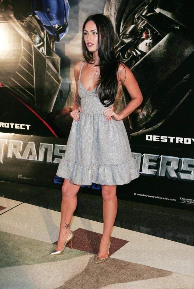 2007 : Megan Fox à la première de Transformers en Australie !