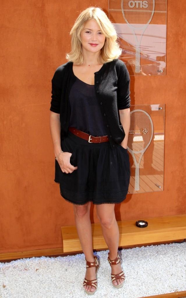 A Roland Garros en 2011 !