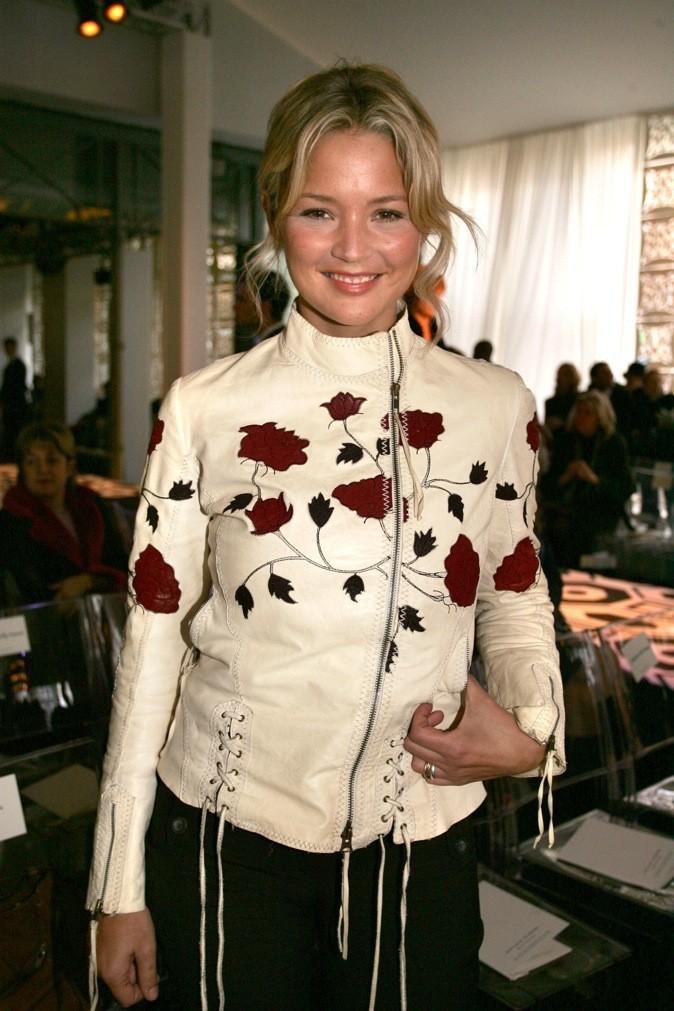 Virginie Efira en 2005 !