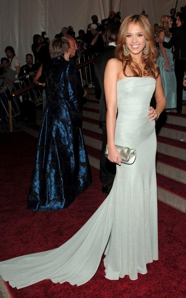 Jessica Alba au Musée des Arts à New York pour un Gala !