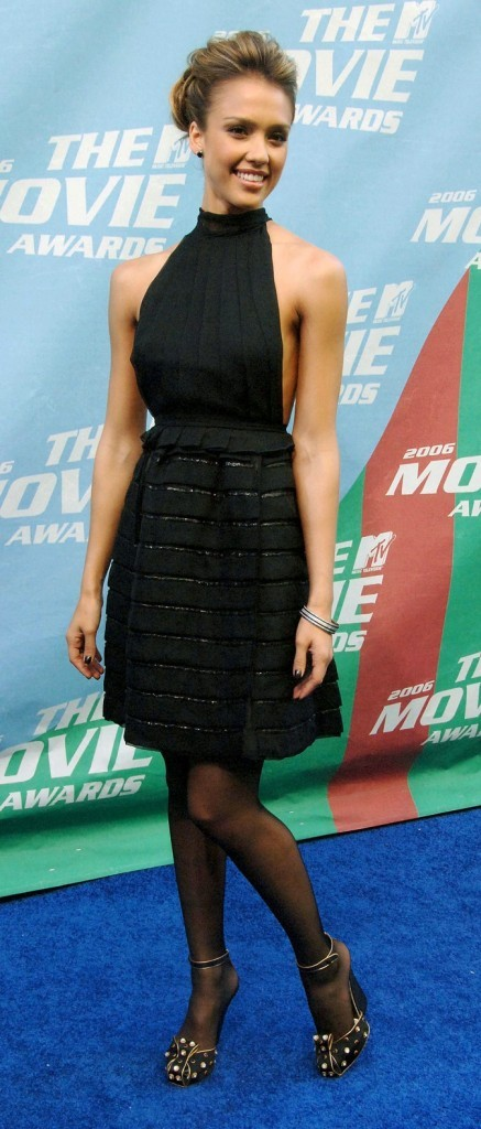 Jessica Alba lors des MTV Movie Awards !