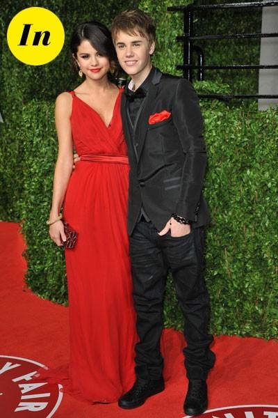 Look de stars aux Oscars 2011 : Justin Bieber en couple avec Selena Gomez