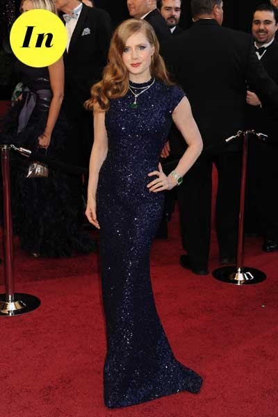 Oscars 2011 : la robe L'Wren Scott d'Amy Adams