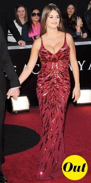 Oscars 2011 : la robe L'Wren Scott de Penélope Cruz
