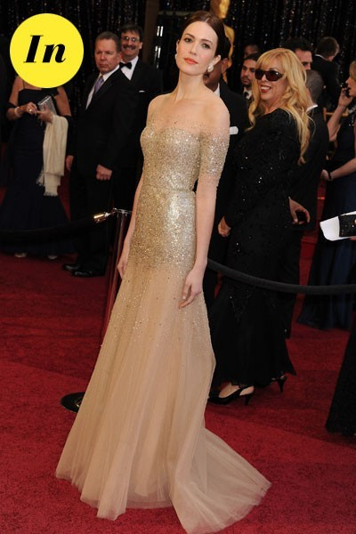 Oscars 2011 : la robe Monique Lhuillier de Mandy Moore