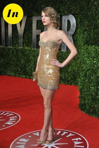 Oscars 2011 : la robe Zuhair Murad de Taylor Swift