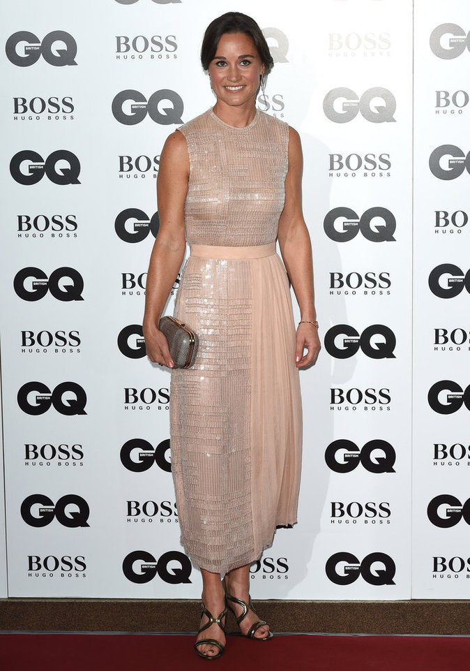Photos : Pippa Middleton : d'adolescente extravagante à future mariée chic... Découvrez son CV Fashion !