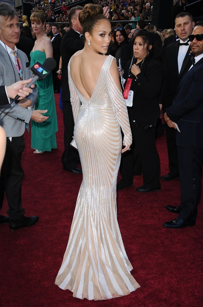 Jennifer Lopez : une véritable poupée !