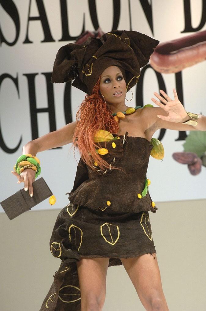 Salon du chocolat 2005 : Mia Frye
