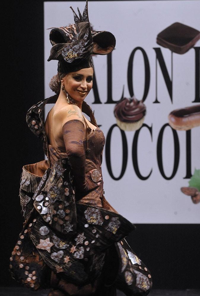Salon du chocolat 2008 : Laam