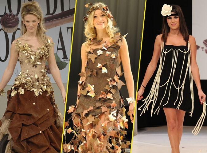 Salon du chocolat : best of des looks à croquer depuis 2003 !