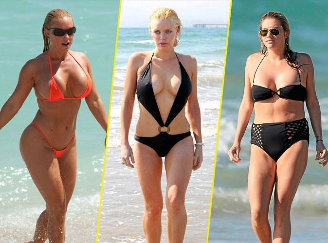 Stars à la plage : oseriez-vous porter leurs maillots de bain ?