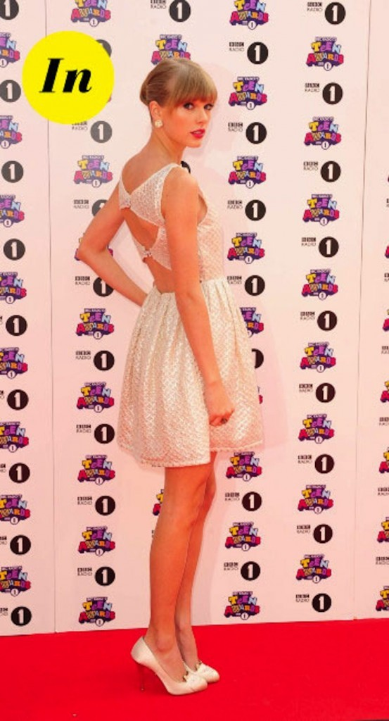 Aux BBC Radio Teen Awards
