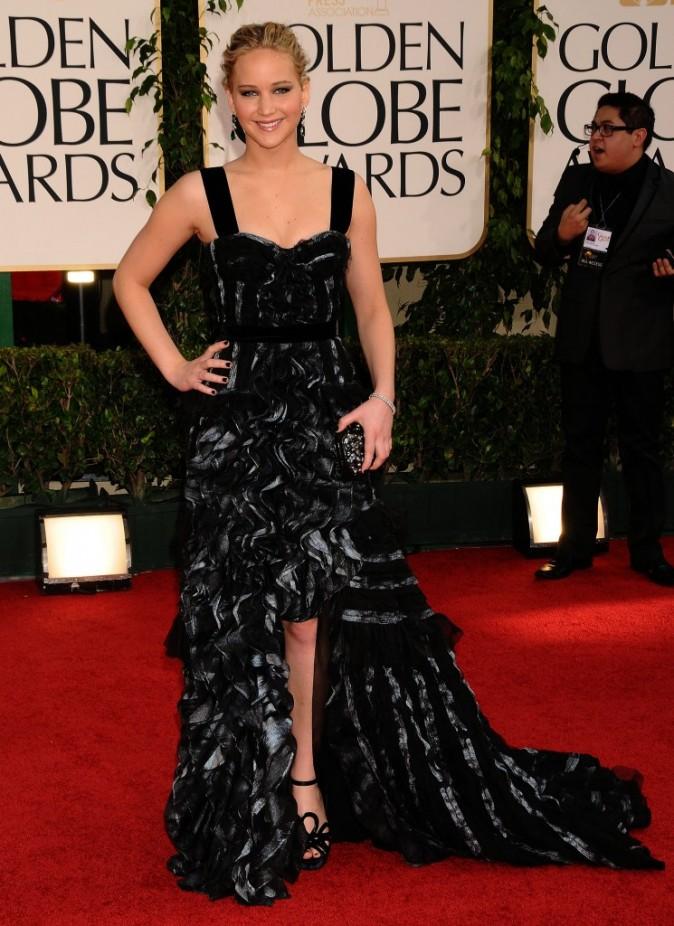 2011: Très classe pour la 68ème cérémonie des Golden Globle à Beverly Hills !