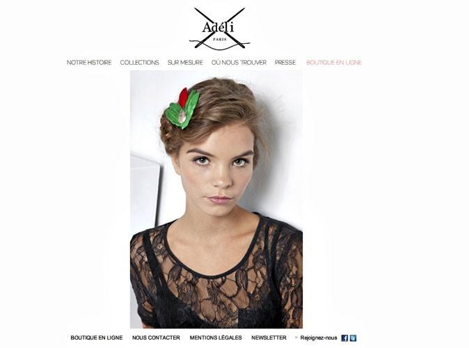 Adéli Paris : un site de bijoux pour cheveux