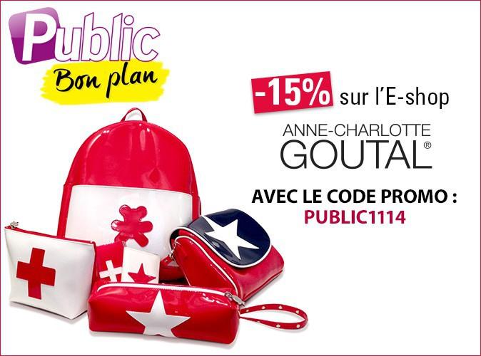 Bon plan : -15% sur le e-shop d'Anne-Charlotte Goutal !