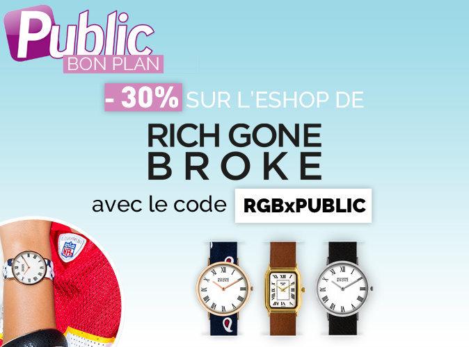 Bon plan : -30% sur l'eshop de Rich Gone Broke !
