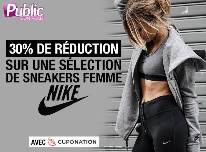 Bon plan : À vous les 30% de réduction chez Nike !