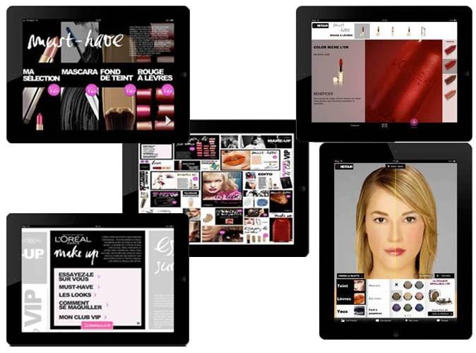 Bon plan beauté : le maquillage virtuel par L'Oréal Paris !