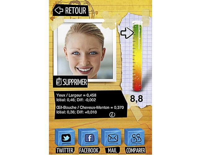 Bon plan : Beauty Check, l'application pour tester votre beauté !