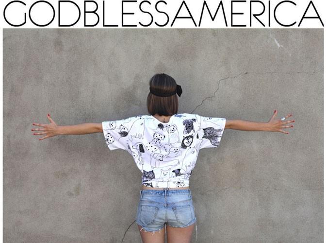 Bon plan mode : 20% de réduction sur le site God Bless America !