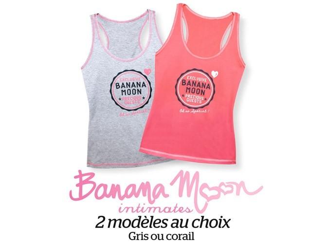 Bon plan mode : avec votre magazine Public, un ensemble homewear Banana Moon créé en exclusivité pour vous !
