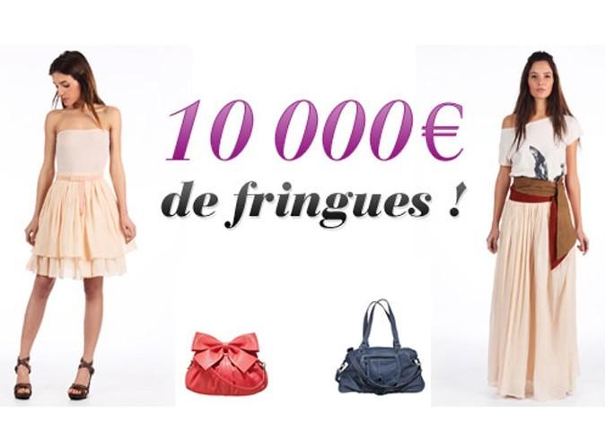 Bon plan mode : Public et Monshowroom vous offrent 10 000€ de fringues !