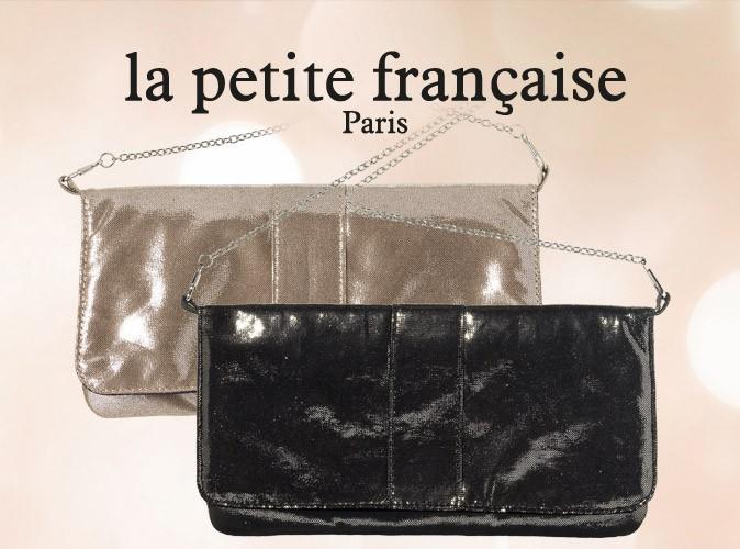 Bon plan mode : un sac de soirée La Petite Francaise avec votre magazine Public !