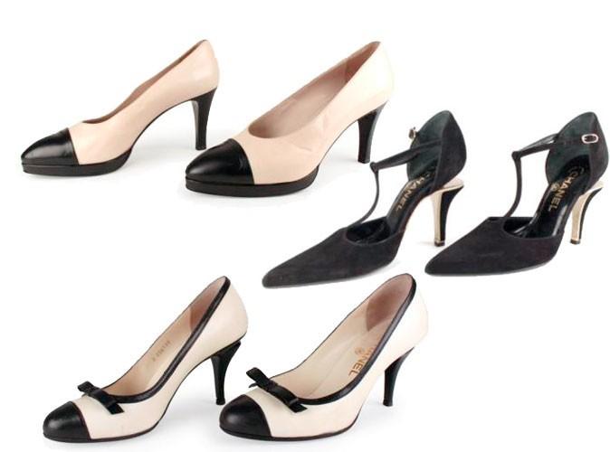 Bon plan mode : une vente d'escarpins Chanel vintage !