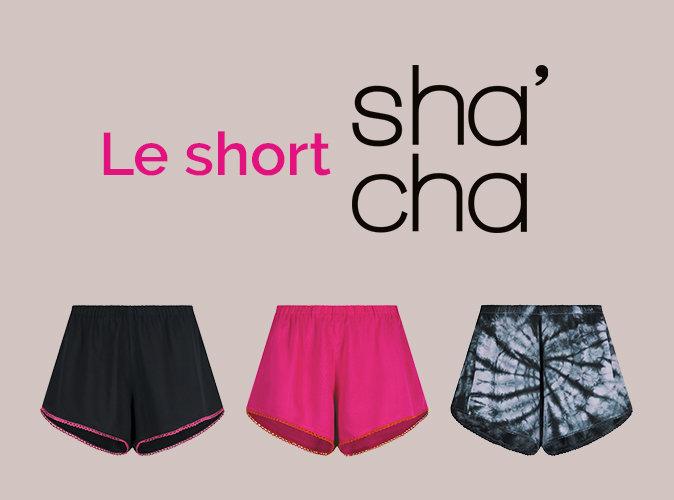 Bon Plan : votre short Sha'Cha à 3.95 € !