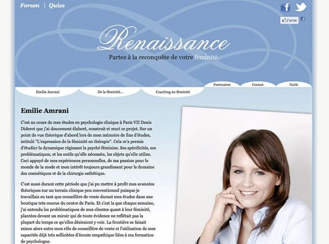 Coaching-en-feminite.fr : un site de coaching pour retrouver sa féminité !