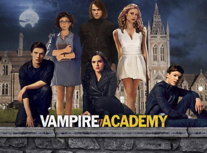 Jeu concours : gagnez des DVD et pleins de cadeaux Vampire Academy !
