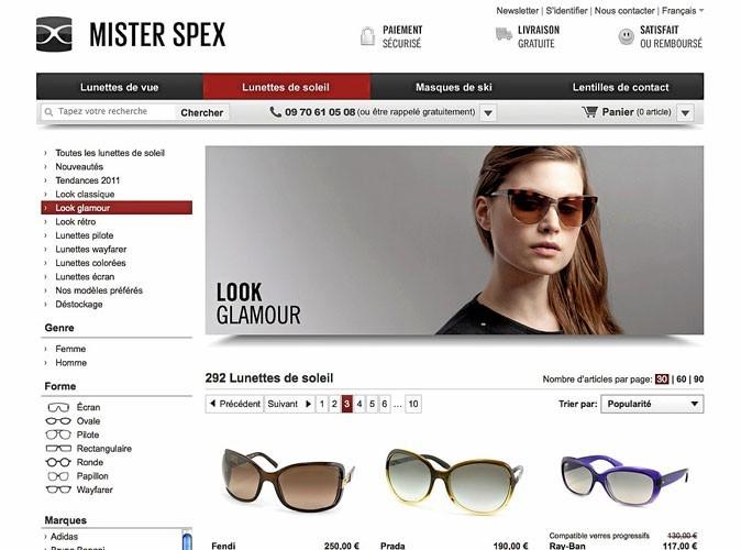 Mister Spex : des lunettes qui font perdre la tête !