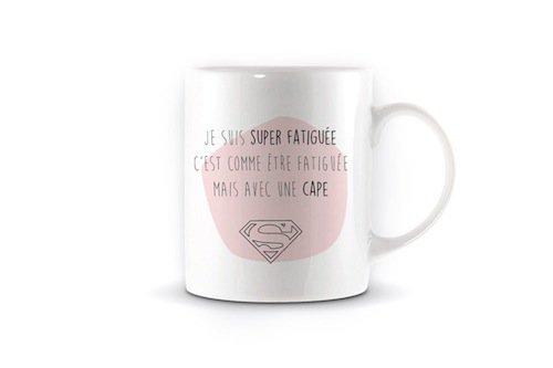 Mug Super fatiguée