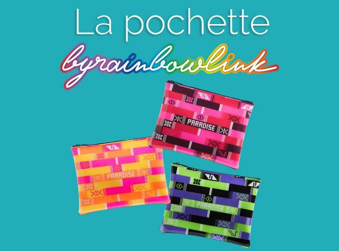 Plus Produit : sortez la pochette Rainbowlink pour l'été !